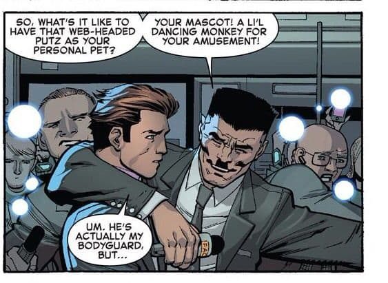 Why Only Tony Stark Should Know Peter Parker's Big Secret in