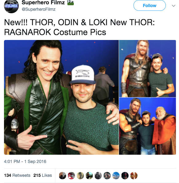 will thor lose his power in thor ragnarok new costume and no