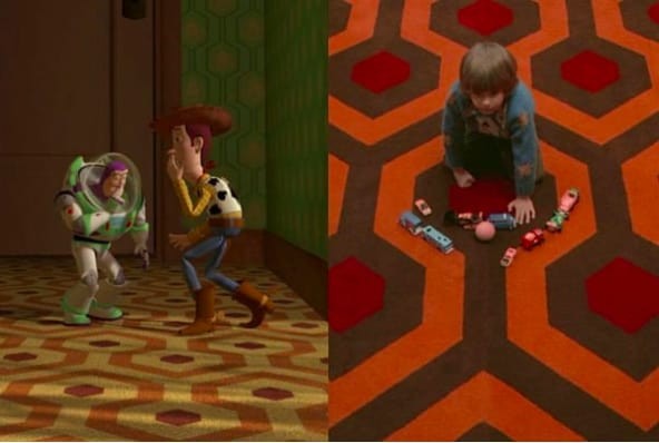 Did You Notice These Homages To The Shining In Toy