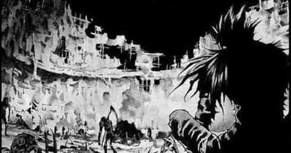 Death Note Shinigami King