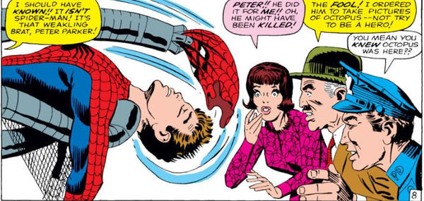 Why Only Tony Stark Should Know Peter Parker's Big Secret in 'Spider