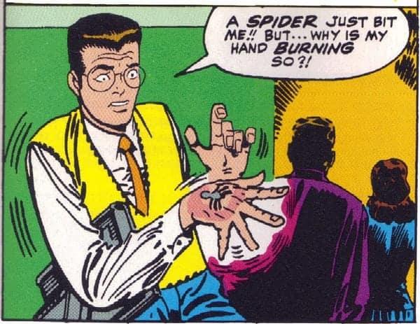 Image result for superhero origin story