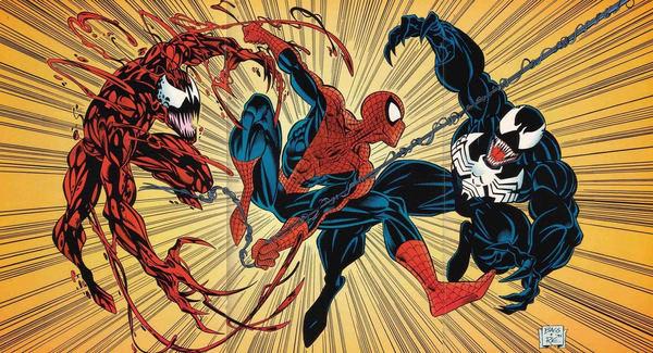 Spiderman Vs Venom Their Fights In Comics Movies Geeks