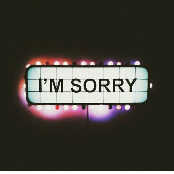 Im sorry humans a letter to myself from the one who hurt me the most written by me for me altavistaventures Choice Image
