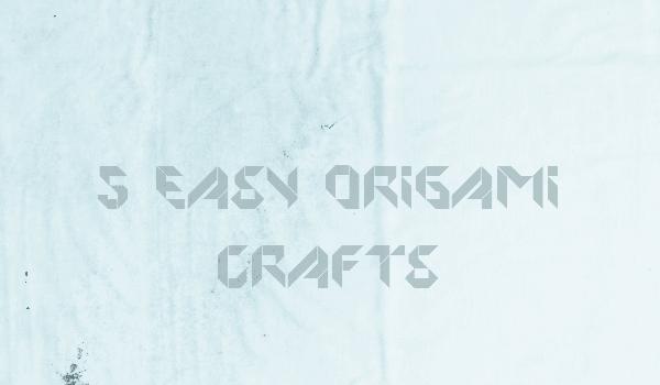 Origami Made Easy Lifehack