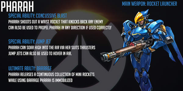 Your All-In-One Guide To Every Overwatch Hero | Gamers
