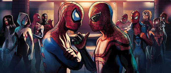 spider man spider verse