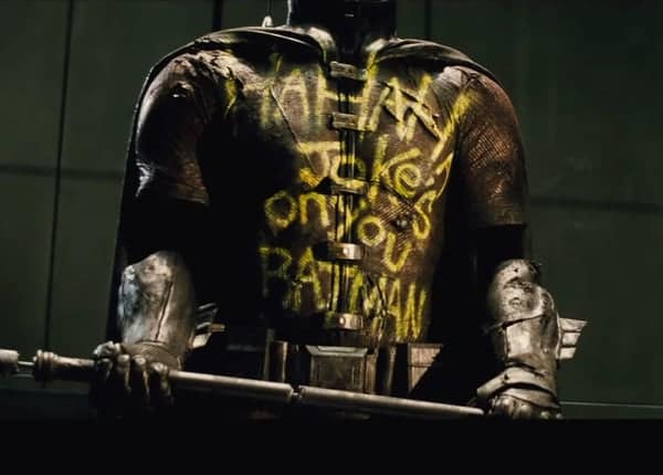 Batgirl, Jason Todd    4 Characters That Must Be Present to Make the