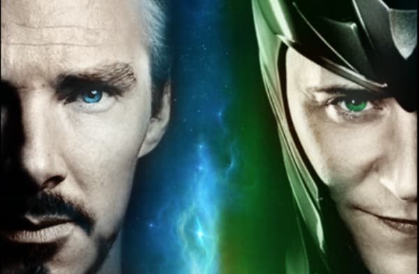 Tom Hiddleston Reveals Loki and Doctor Strange Won't See Eye To Eye