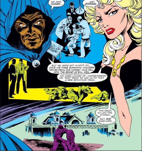 Celebrating Marvel's Cloak And Dagger