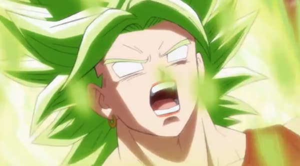 Dragon Ball Super Does Kale S Transformation Mean Broly Is Coming