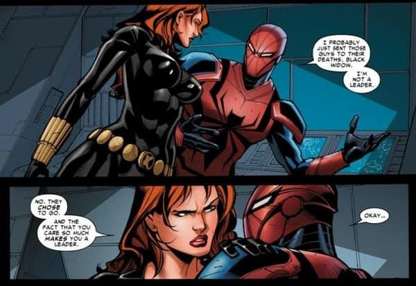 Jon Watts Wants Black Widow in 'Homecoming' Sequel — Here Are 4
