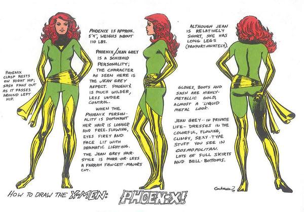 If We Get A Comic Book Accurate X Men Dark Phoenix It Will Be