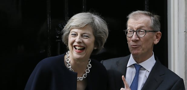 How Philip May's Company Benefits From the Syria Strikes
