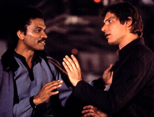 The Lando Before Time Donald Glover Speaks About The Legacy Of