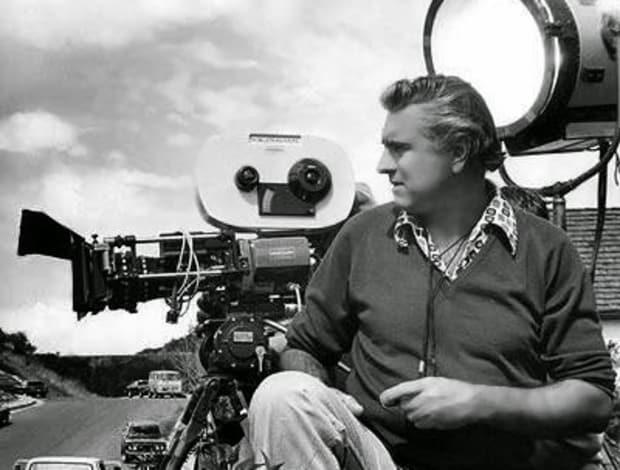 Fred J  Koenekamp, Cinematographer for Oscar-Winning 'The