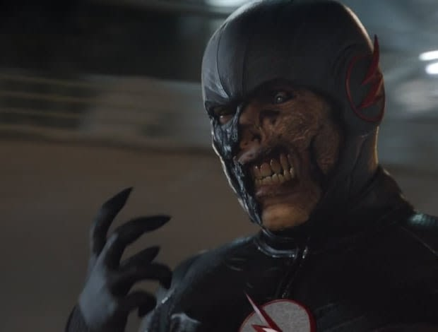 the flash how zoom will probably return as black flash geeks