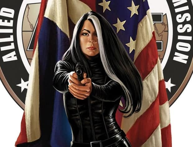 Velvet Comic Book from Team Behind the Winter Soldier Is