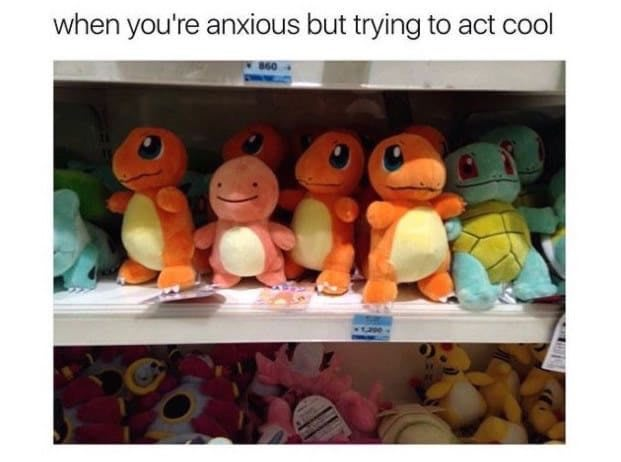 10 Memes Only People With Anxiety Will Understand Psyche
