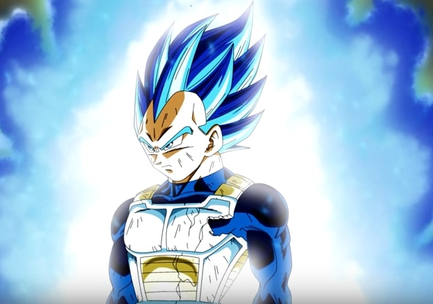 dragon ball super migatte blue vegeta explained geeks