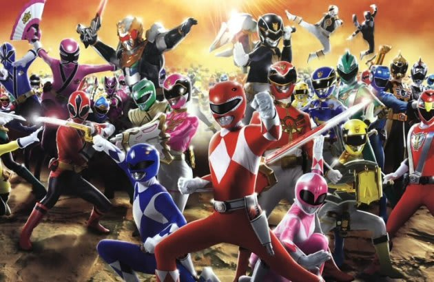 27 Superpowers You Never Knew Power Rangers Had | Geeks