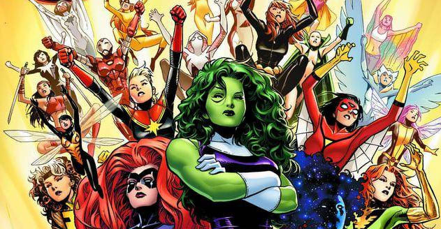 6 female characters we should see soon in the marvel cinematic