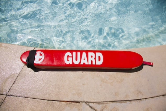 Things I've Learned As a Lifeguard | Journal