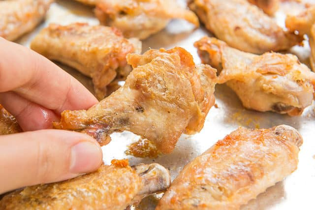 Three Parts of a Chicken Wing | Feast