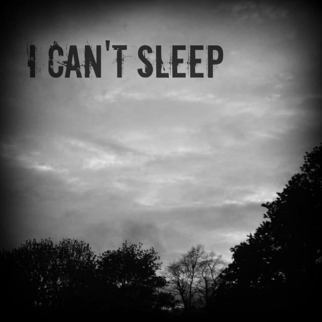 i can t sleep poets