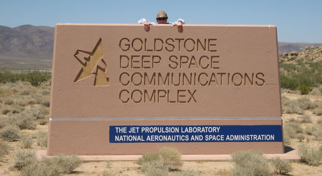 2a1c761951efd The Goldstone Deep Space Communications Network. Photo courtesy of NASA JPL.