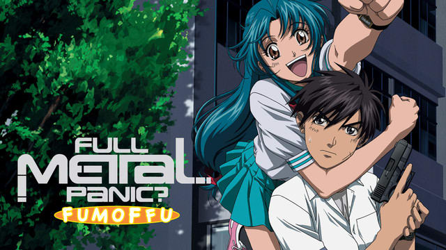 Full Metal Panic Is A Funny Show Involving Military Student Protecting Girl Who Always Uses Violence To Solve Everything And He Learns Become