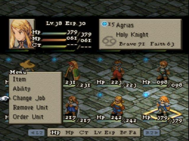 Final Fantasy Tactics | Gamers