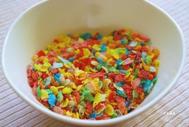 Fruity Pebbles Are Trash | FeastBowl Of Fruity Pebbles