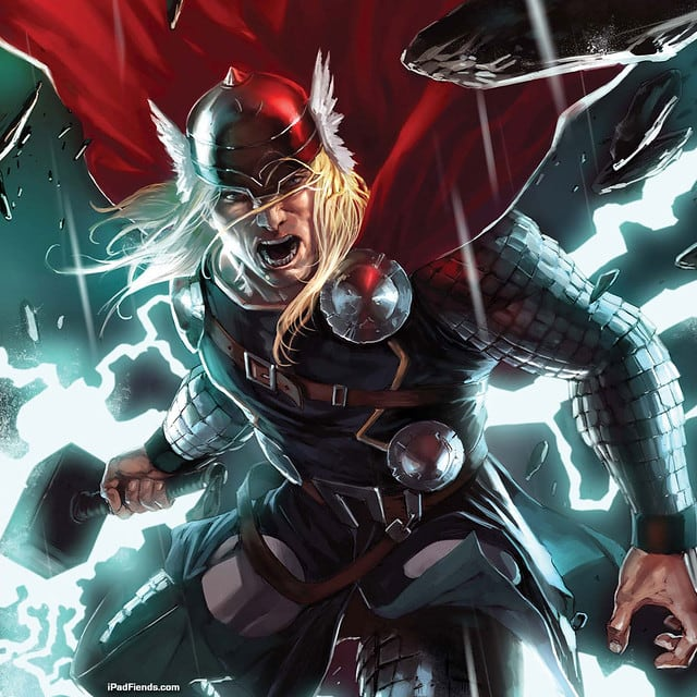 How to Build Thor in 'The Pathfinder' RPG   Gamers