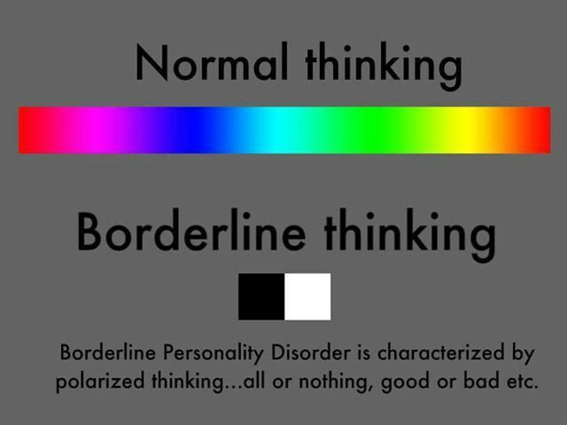 What Is Borderline Personality Disorder >> Borderline Personality Disorder Vs Relationships Psyche