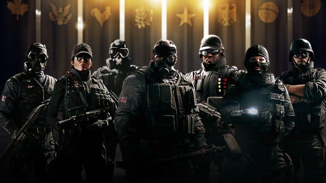 Rainbow six siege casual matchmaking