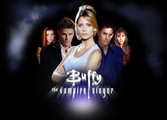 Resultado de imagem para Buffy the Vampire Slayer reboot