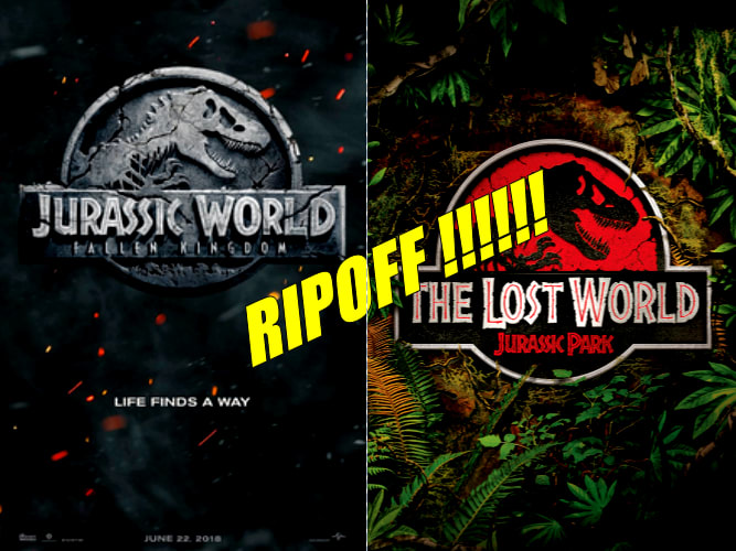 how jurassic world fallen kingdom is essentially a repeat of the
