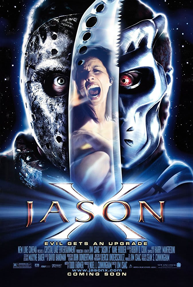 Reed Alexander's Horror Review of 'Jason X' (2002) | Horror