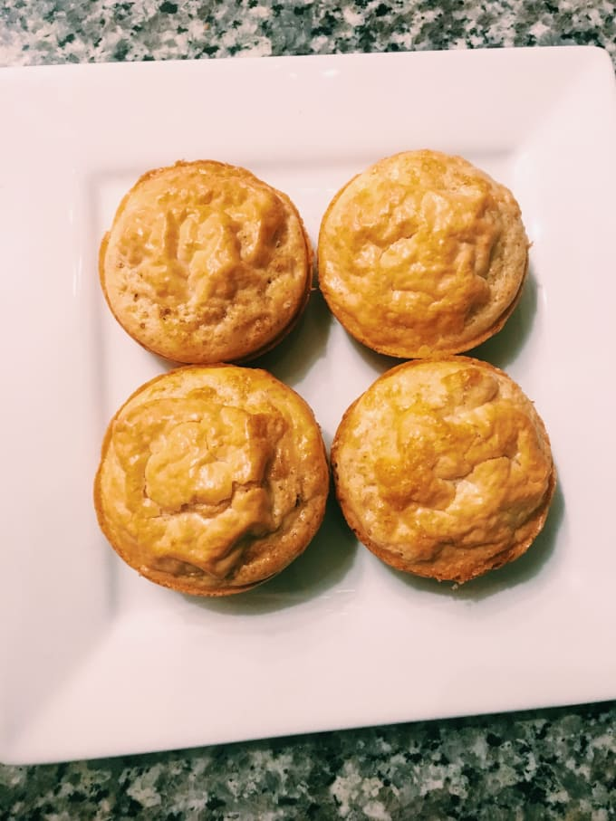 Protein muffin recipe low carb