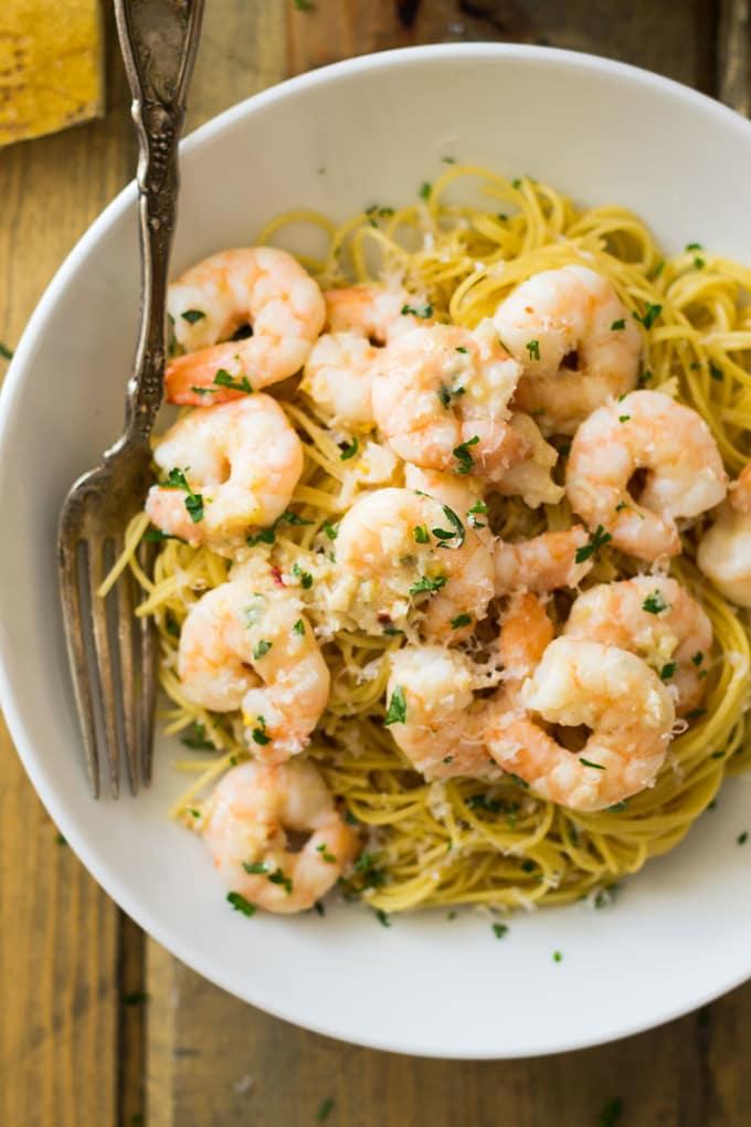 Restaurant food swaps that decrease calories longevity - Olive garden shrimp scampi calories ...