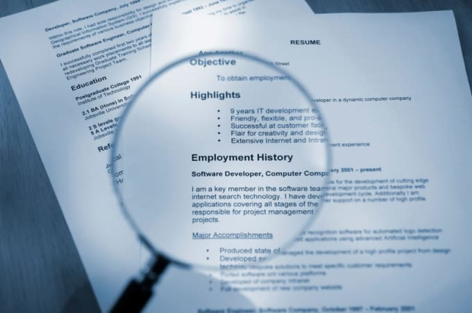 10 Signs Your Résumé Isn\'t Working | Journal