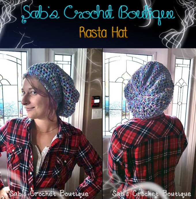 Diy Crochet Tip Plus A Rasta Style Hat Pattern Lifehack