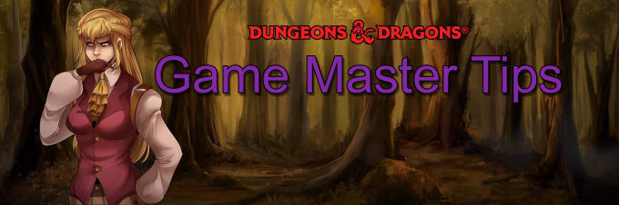 dungeons and dragons dungeon master tips gamers