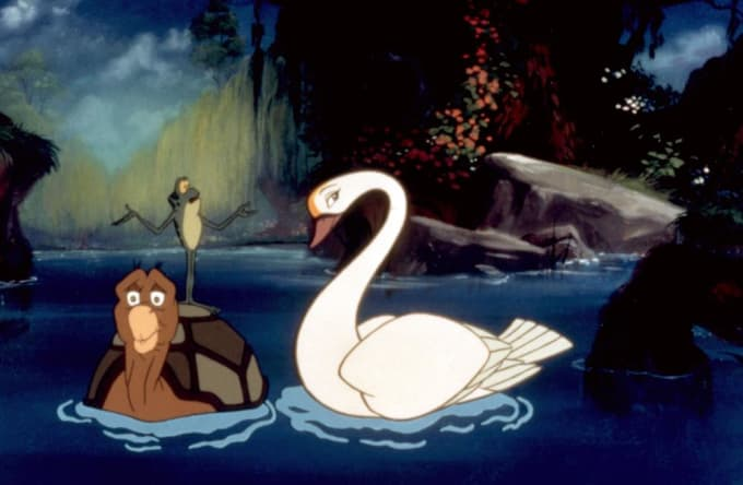swan princess why it s the best princess movie geeks