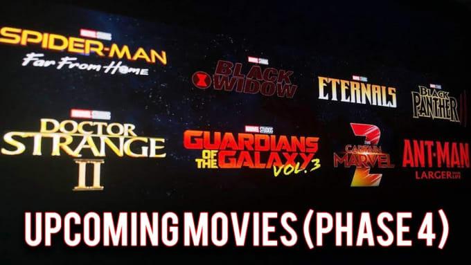 Marvel Studios': Leaked Phase 4 Slate | Geeks