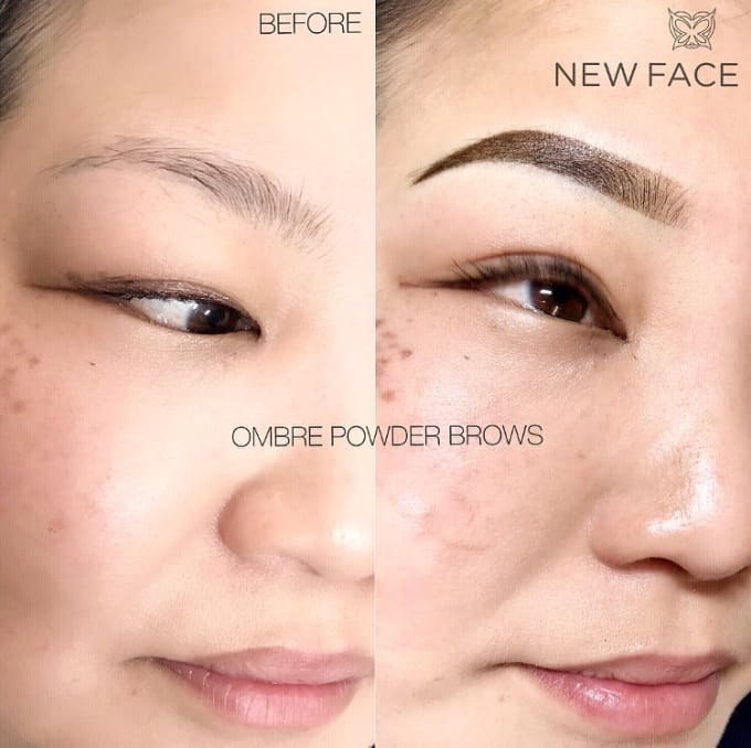 New Face and Confidence With Semi-Permanent Makeup | Blush