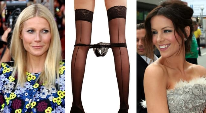 Ditch Those Dirty Underwear and Go Commando like These Female Celebrities