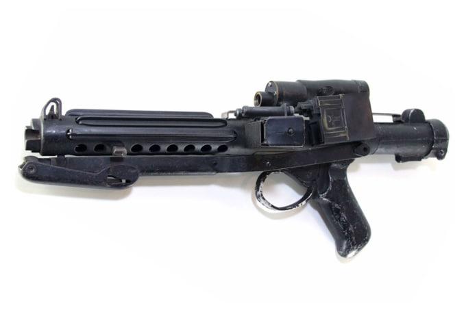 E11 Imperial Stormtrooper Blaster
