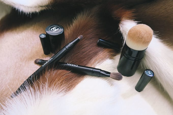 c14a8cdcb889 Let's start off with the obvious when it comes to Chanel makeup brushes. If  you're buying anything Chanel... it's going to be expensive.